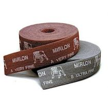 Mirka Mirlon 4 in. x 33 Ultra Fine Scuff Roll (Gray) , Qty.  1,MK18-573-448