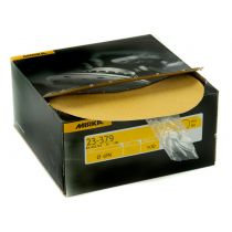 23-379-320, Mirka Gold 6 in. PSA Autobox Disc 320G, Qty. 100