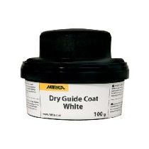9193600111, Mirka Dry Guide Coat White 100G, Qty. 1