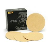23-631-150, Mirka Gold 8 in. Grip Disc 150G, Qty. 50