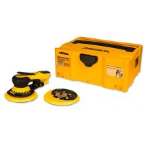 MID65020CAUS, Mirka Deros 650X CV 6in (150mm) Sander 5mm Orbit, w/ Case US
