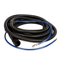 MV-HA33, Mirka Coaxial Vacuum Hose, 1-1/4in x 33ft