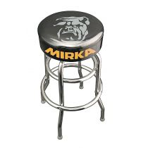 Mirka Bulldog Swivel Stool, Qty 1 - MKMAI-STOOL-06