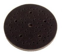 Mirka 5 in. dia. 3/8 in. thick Abranet Grip Faced Interface Pad, Qty. 5,MK9155