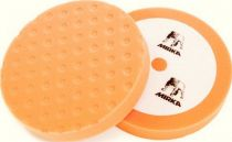 "MPADOF-8, Mirka 8"" CCS Orange Flat Foam Polishing Pad (Cutting), Qty. 1"