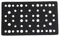 """9935, Mirka 3"""" x 5"""" Multi-Hole Grip Faced Interface Pad Protector Qty.5"""