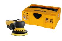 MID55020CAUS, Mirka 5in DEROS 550CV 125mm, Orbit 3/16in (5.0mm), Vacuum-Ready, Random Orbital Sander