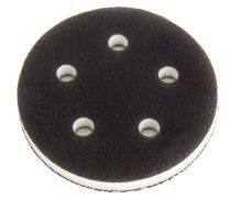 "1055Y, Mirka 5"" Grip Faced Interface Pad w/5 holes, 5 pcs"