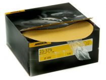 23-379-120, Mirka Gold 6 in. PSA Autobox Disc 120G, Qty. 100
