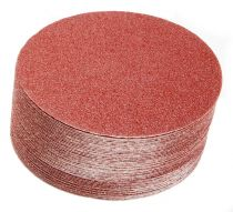 40-608-040, Mirka Royal 3 in. Coarse Cut Grip Disc 40G, Qty. 50