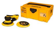 MID62520CAUS, Mirka 6in DEROS 625CV 150mm, (2.5mm Orbit), Vacuum-ready, Electric Random Orbital Sander