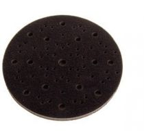 9166-5, Mirka 6 in. dia. 5mm thick Abranet Grip Faced Interface Pad, Qty. 5