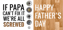 Digital Gift Certificate: Father's Day