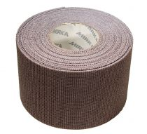 HD5BG001803R, Mirka Abranet Heavy Duty 2-3/4 in. x 33 ft. Mesh Grip Roll 80G, Qty. 1