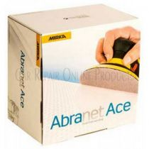 "AC-241-080, Abranet Ace 6"" Mesh Grip Disc, 80 Grit, Qty. 50"