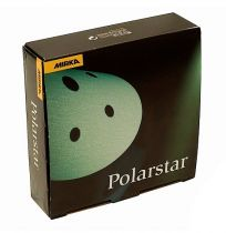 Mirka Polarstar 6 in.Film-Backed Grip Disc 800G, Qty 50 - MKFA62205081