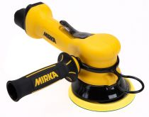 "Mirka 5 in.Finishing Sander, 5"", Qty 1 - MKMR-5"