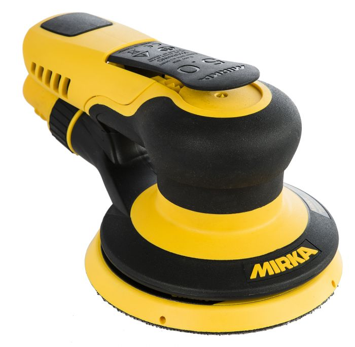 MRP-550NV, Mirka PROS 550NV 5in 5mm Orbit (non-vacuum)